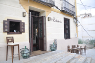 La Catedral Restaurant Cartagena Spain
