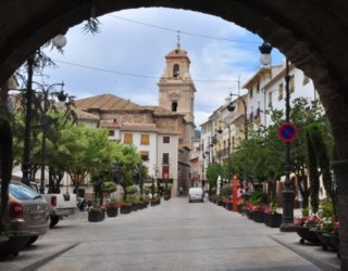 17th June, Caravaca de la Cruz, artesan market
