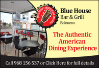 Blues House American  Bar and Grill Bolnuevo