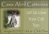 Casa Abril Catteries Cehegin a cosy home for your Cat.