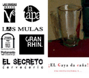 The art of Ramón Gaya and tapas, Murcia to 30th June