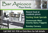 Bar Apicoco Bar and Restaurant Playa Honda Mar Menor