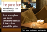 The Piano Lounge Bar La Manga Club Resort
