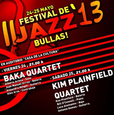 24th and 25th May, Bullas Jazz Festival
