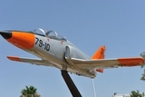 24th and 31st May, guided visit of the Air academy, Santiago de la Ribera