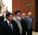 Lorca castle synagogue hosts first religious Jewish act in 520 years