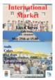 25th May, International market, Los Alcázares