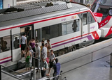 Ministry of Development cutting back on medium distance Spanish rail services