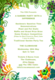 29th May, Garden party with a difference on Camposol