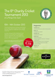 Charity Cricket Tournament La Manga Club Mar Menor Murcia 2013