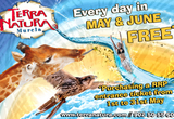 Terra Natura Murcia, Buy a ticket in May and go back throughout May and June FREE