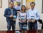 New book in English and Spanish details walking routes in the Sierra Espuña