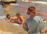 Niños en la playa by Joaquin Sorolla fetches 3.2 million euros