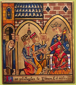 las siete partidas laws on jews The church decries hatred, persecutions, displays of anti-semitism, directed against jews at any time and by anyone  las siete partidas: laws on jews, 1265.