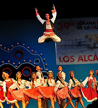 Los Alcázares Festival of the sea and the orchards, 12th to 20th August