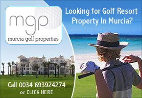 Murcia Golf Property La Torre