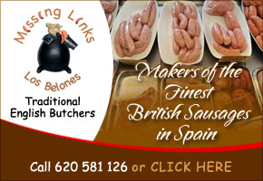 Missing link Butchers Los Belones