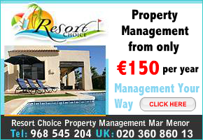 Resort Choice Rotational Banner