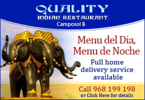 Quality Indian Restaurant