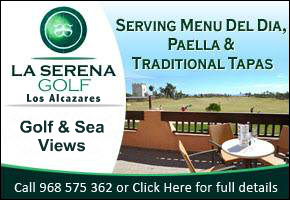 Serena Golf Club Restaurant