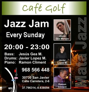 Cafe Golf What's On Events