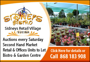 Sidneys Bistro and Retail Village