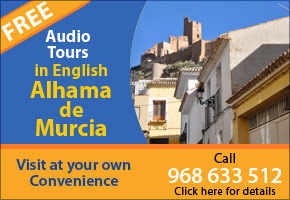 Alhama Audio Tour