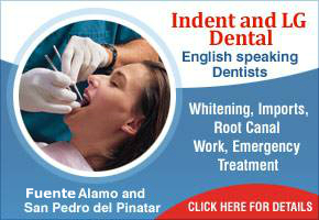 Indent Dental Clinic Fuente Alamo